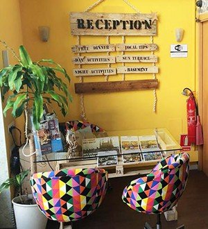 hostel one sants barcelona spain