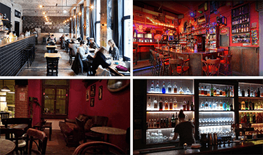 top bars in prague