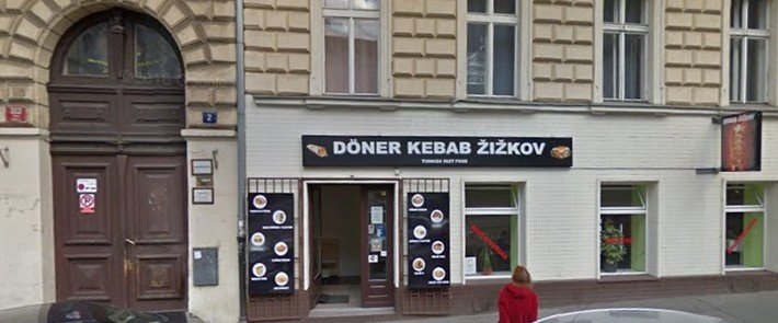 best cheap restaurants in prague doner kebab žižkov