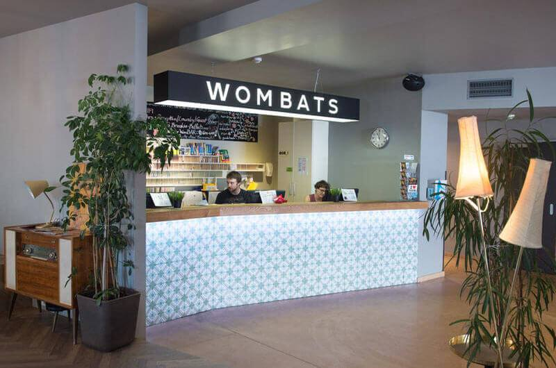 best hostels chains in europe wombats hostel vienna