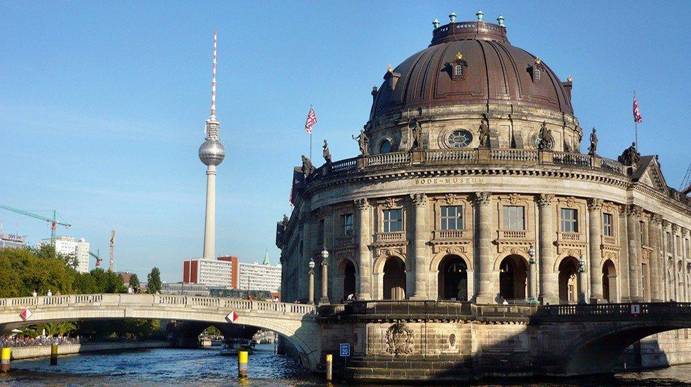 top tourist attractions in berlin bode museum on museum island