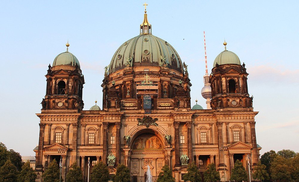 berlin tourist attractions berlin tourist attractions cathedral church berlin