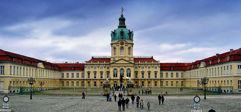 berlin tourist attractions charlottenburg palace berlin