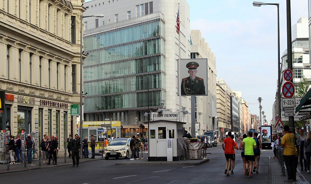 top tourist attractions in berlin checkpoint charlie berlin