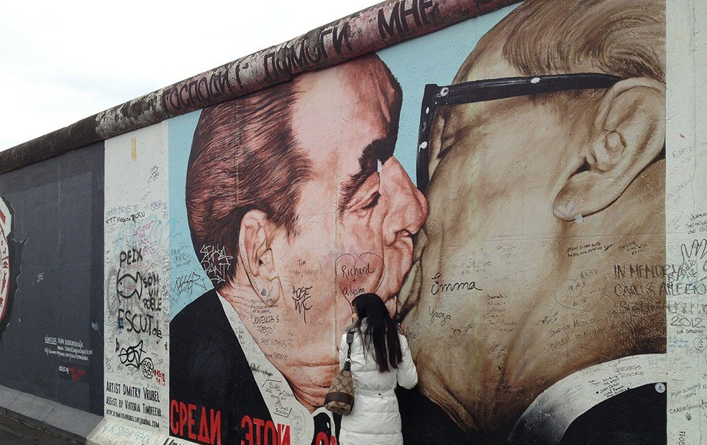 top tourist attractions in berlin the berlin wall