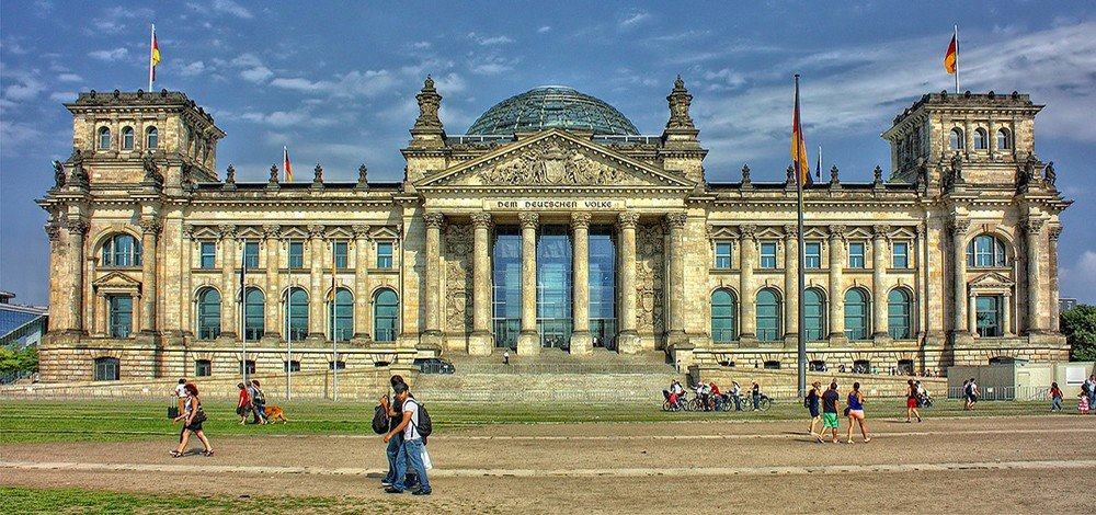 top tourist attractions in berlin the reichstag berlin