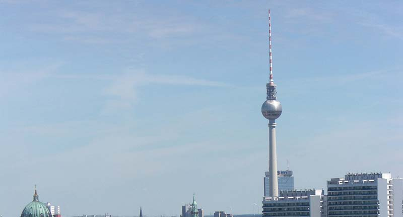berlin tourist attractions tv tower berlin