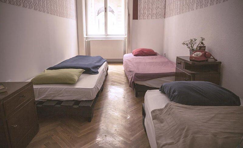 cheap hostels in budapest baroque hostel budapest
