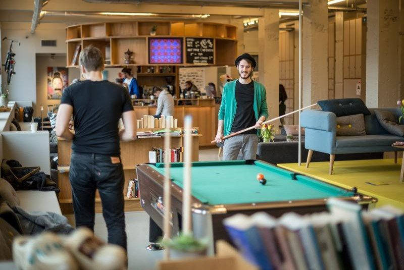 top hostels in europe clink noord hostel amsterdam