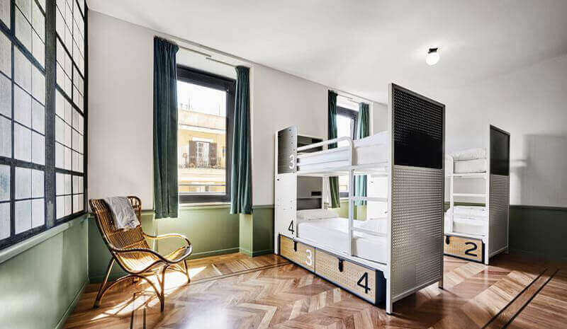 Top Hostels in Europe