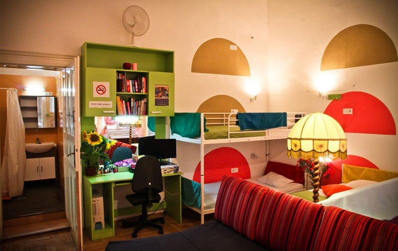 cheap hostels in budapest hostel budapest center
