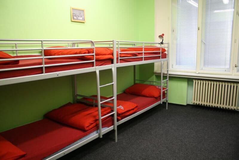 cheapest hostels in prague hostel centre prague