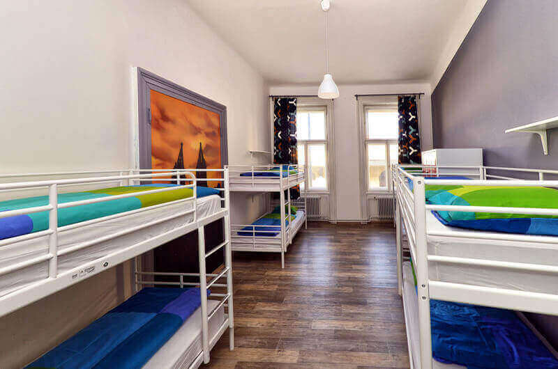 best hostels in europe hostel one home prague
