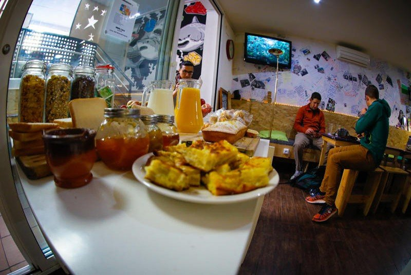 top hostels in europe hostel one paralelo barcelona