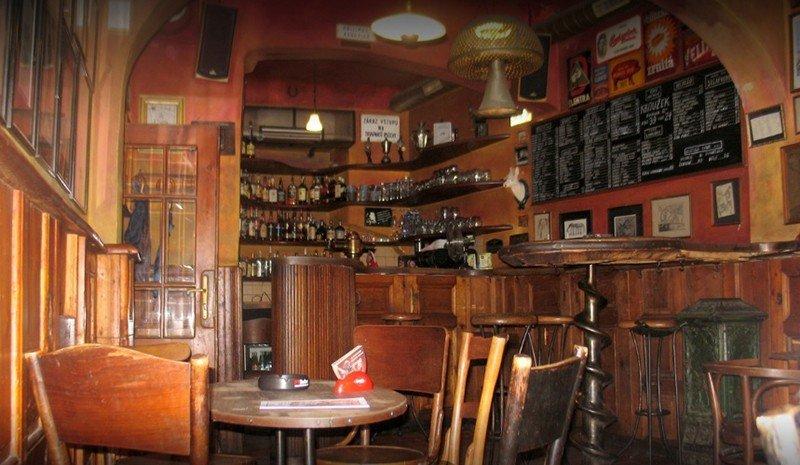 best bars in prague klub ujezd prague