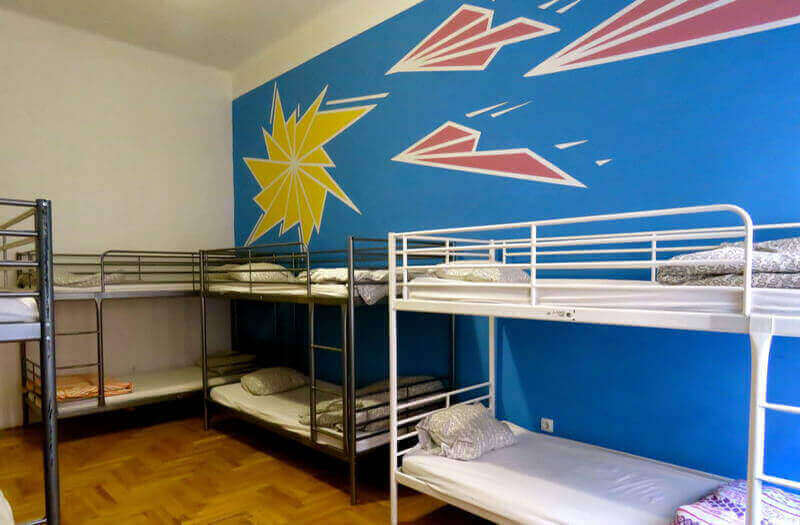 best hostels in europe meander hostel budapest
