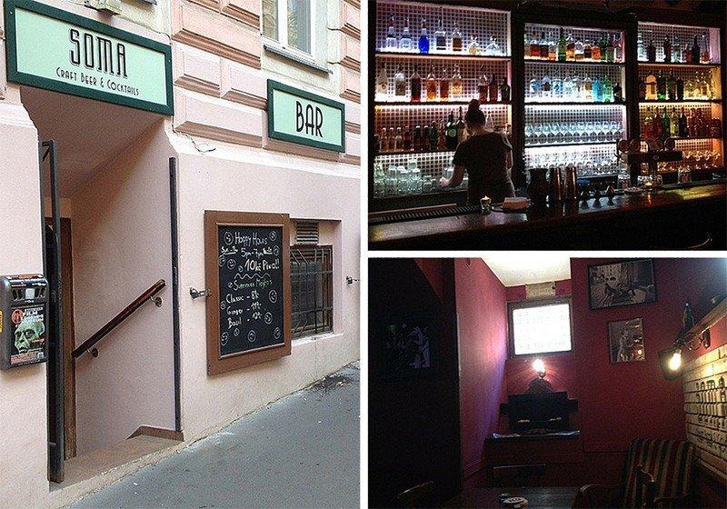 best bars in prague soma bar prague