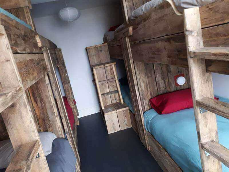 best hostels in europe ty glyndwr bunkhouse hostel wales