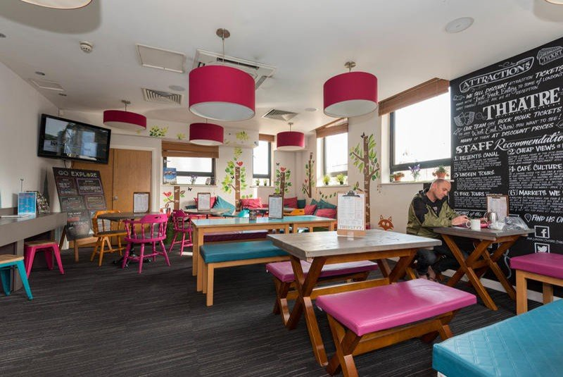 top hostels in europe yha london oxford street london