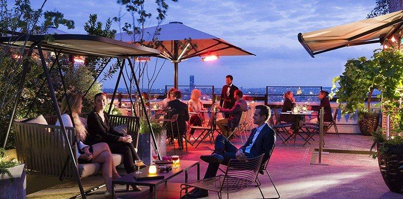 best rooftop bars in paris 7e ciel rooftop bar paris