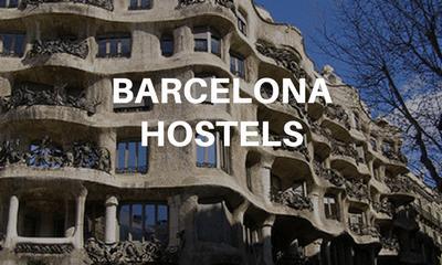 Barcelona Hostels