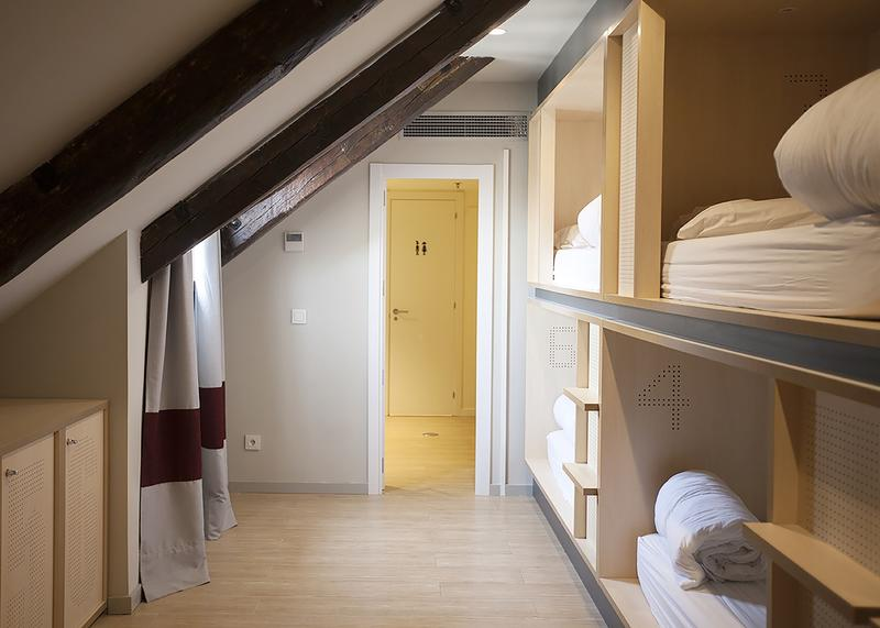 best hostels in madrid toc hostel madrid