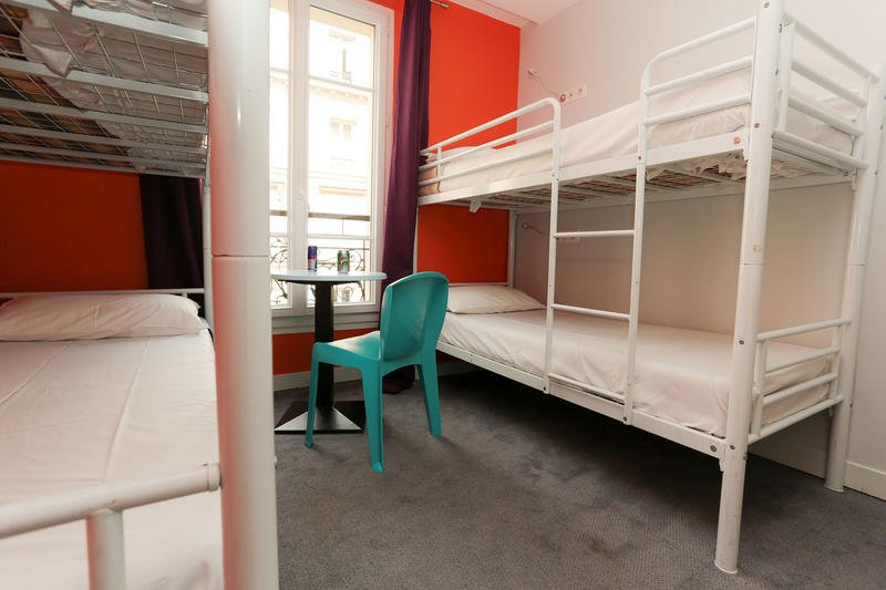 cheap hostels in paris vintage hostel gare du nord paris