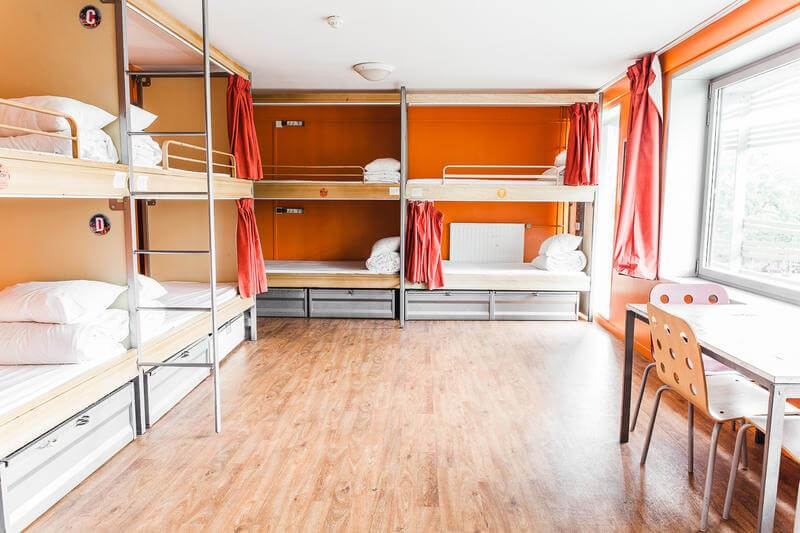 cheap hostels in paris st christophers inn canal paris