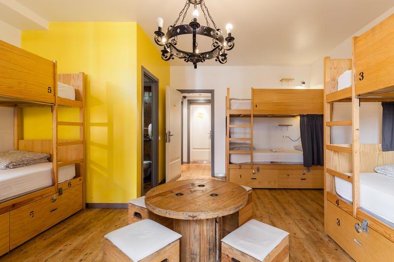 best hostels in lisbon yes lisbon hostel