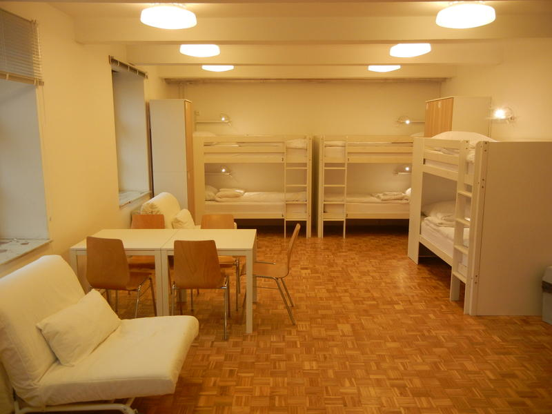 hostels in ljubljana c punkt hostel ljubljana