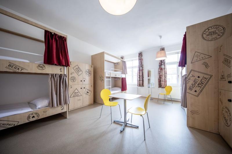 best hostels in prague post hostel prague
