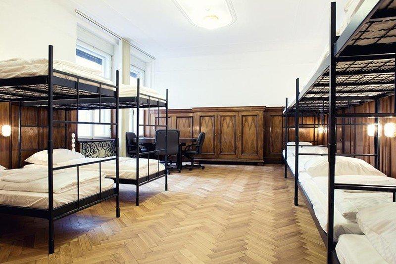 hostels in ljubljana tresor hostel ljubljana