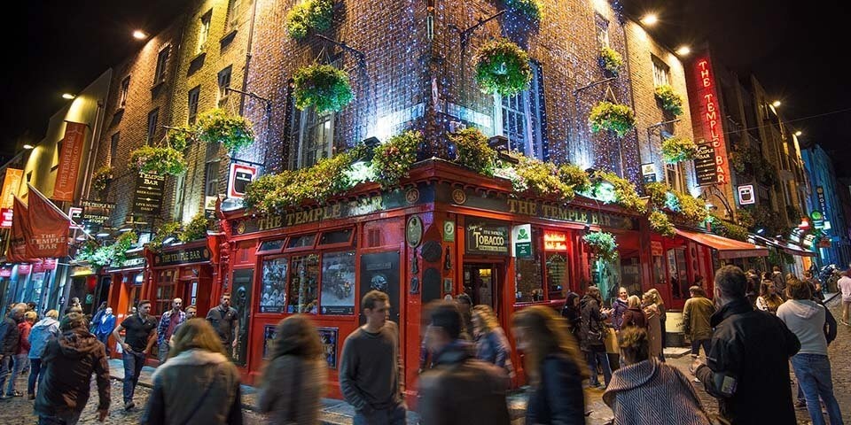 best pubs in dublin the temple bar-dublin