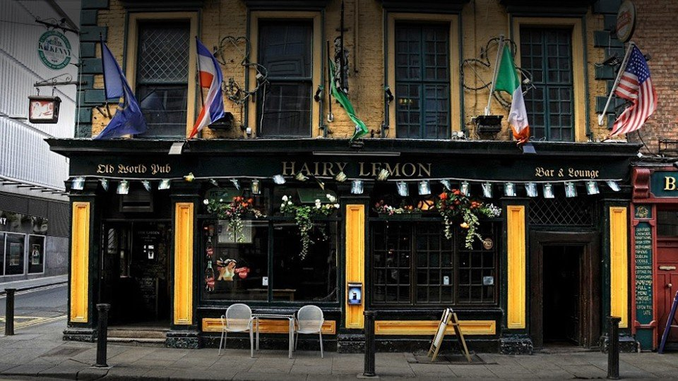 best pubs in dublin hairy lemon pub dublin