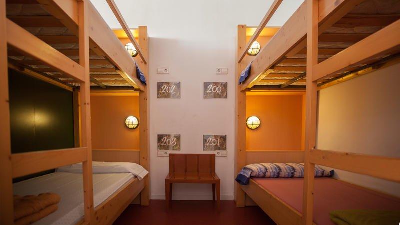 cheap hostels in barcelona inout hostel barcelona
