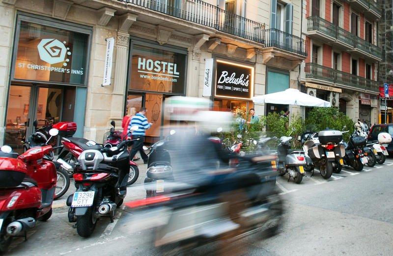 cheap hostels in barcelona st christophers hostel barcelona