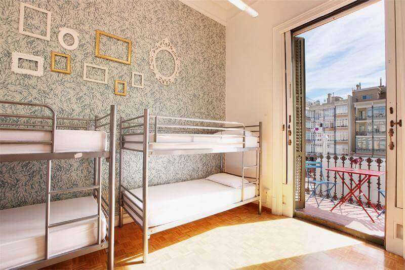 cheap hostels in barcelona the hipstel hostel barcelona