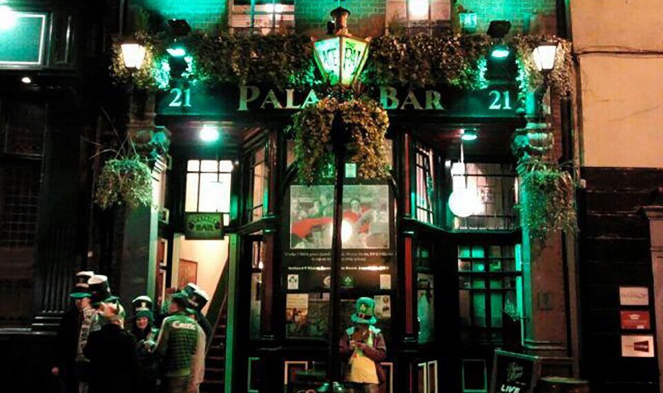 best pubs in dublin the palace bar dublin