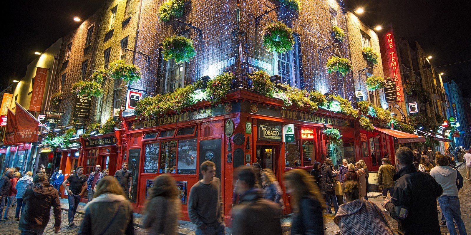 best pubs in dublin the temple bar dublin