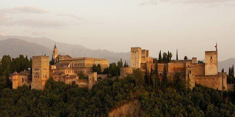 best hostels in granada spain alhambra granada