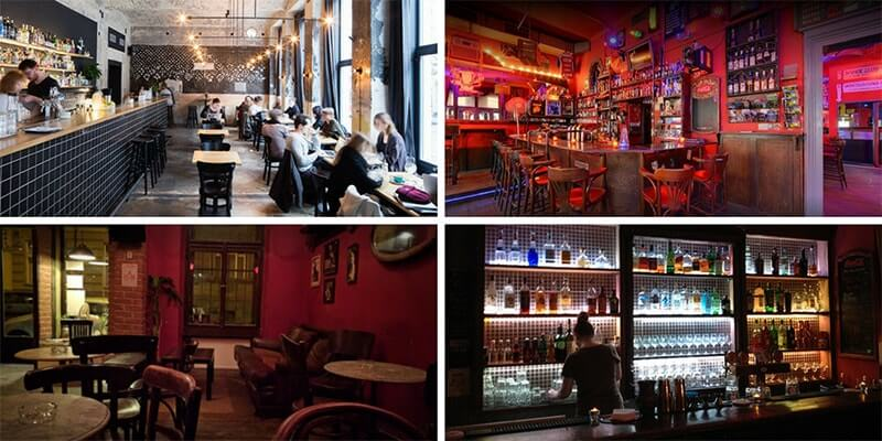 best bars in prague