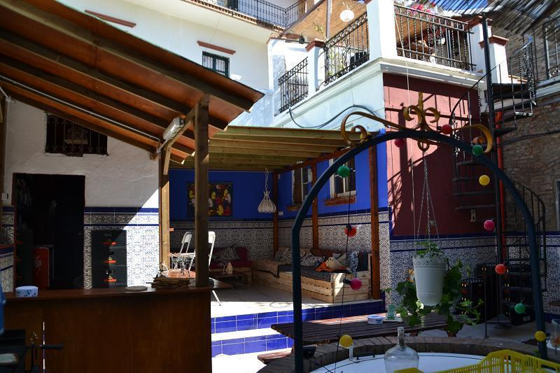 best hostels in malaga casa babylon backpackers malaga