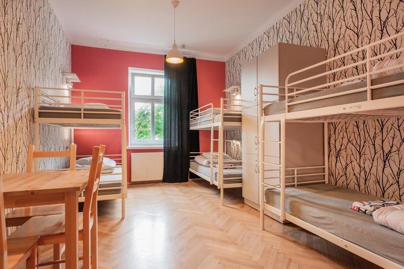 best hostels in krakow atlantis hostel krakow