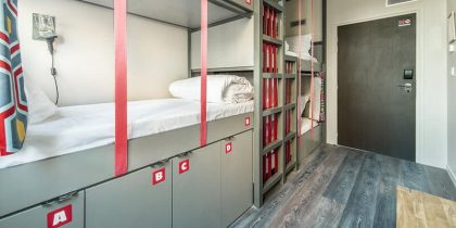 How do hostels work?
