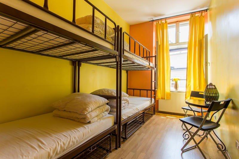 best hostels in krakow lets rock hostel krakow