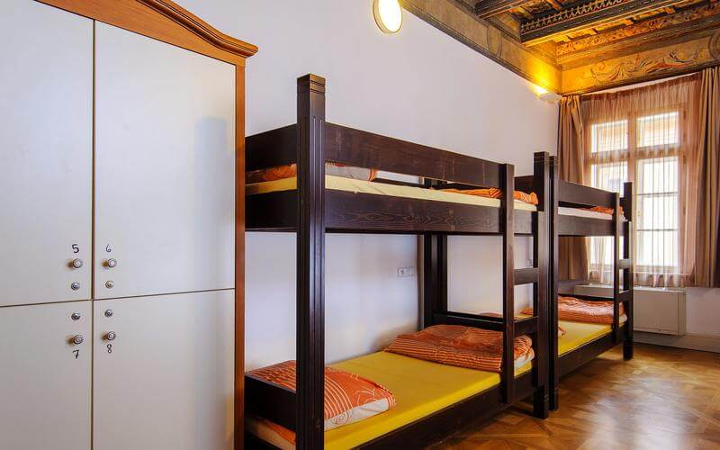 best hostels in prague hostel santini prague