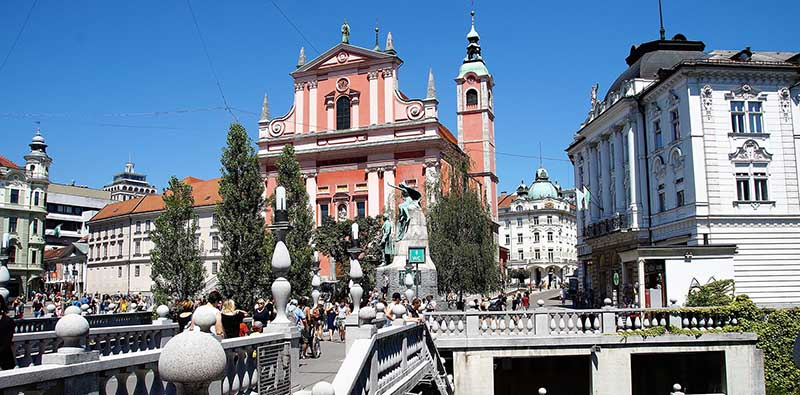The Best Hostels in Ljubljana Slovenia