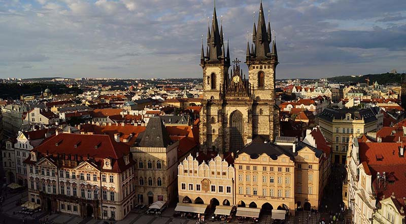 Cheapest Hostels in Prague
