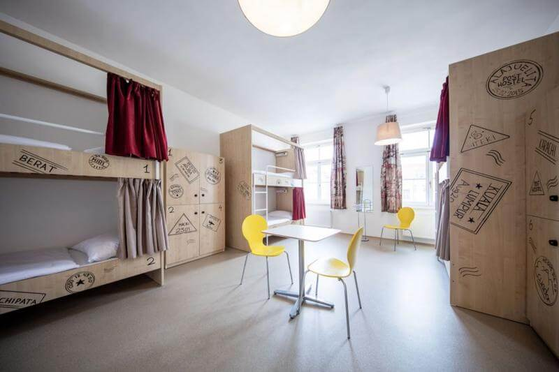 best hostels in prague post hostel prague