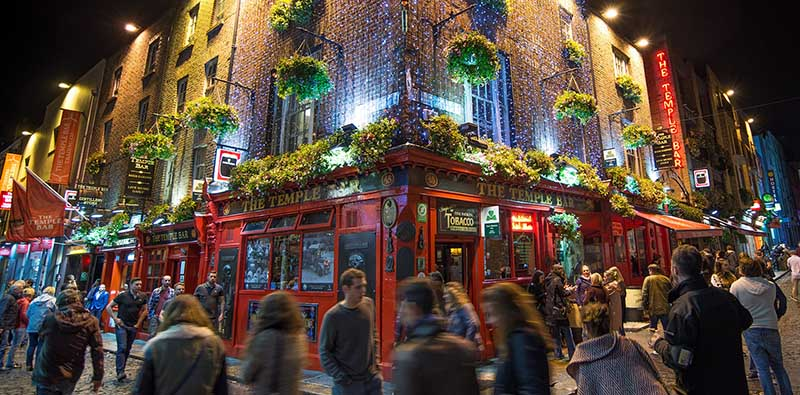 Best Hostels in Dublin